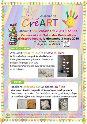 ateliers affiche 3 mars 2019