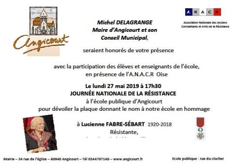 Invitation-Mme FABRE Mairie27mai2019