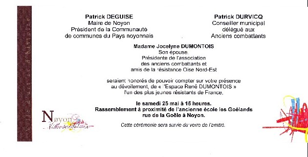 invitation25mai-Dumontois