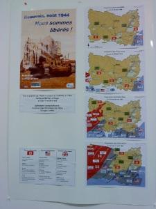 Panneau présentation, Expo photos ANACR